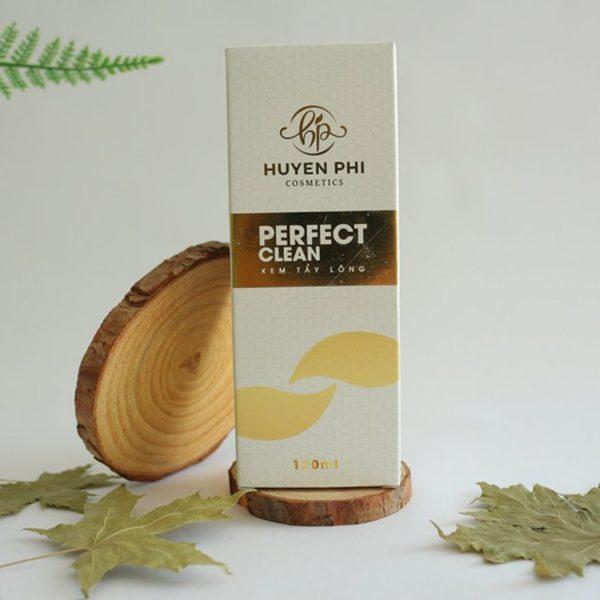 Công dụng kem tẩy lông Perfect clean