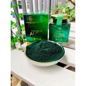 Giá bán của mặt nạ ủ tảo alota huyền phi