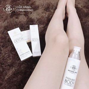 Giá bán của Kem Premier Body Huyền Phi
