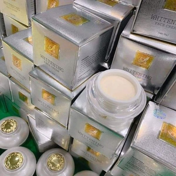 Face Pháp Whitening Face Cream