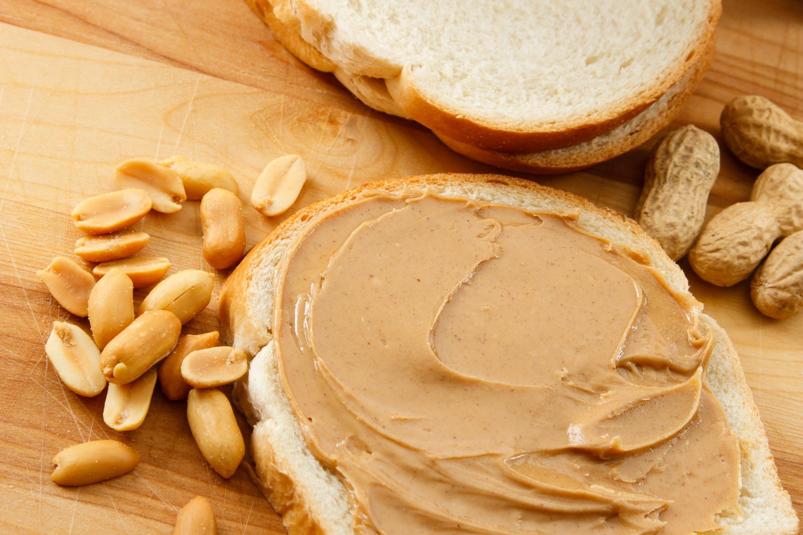 Bơ đậu phộng tốt cho da