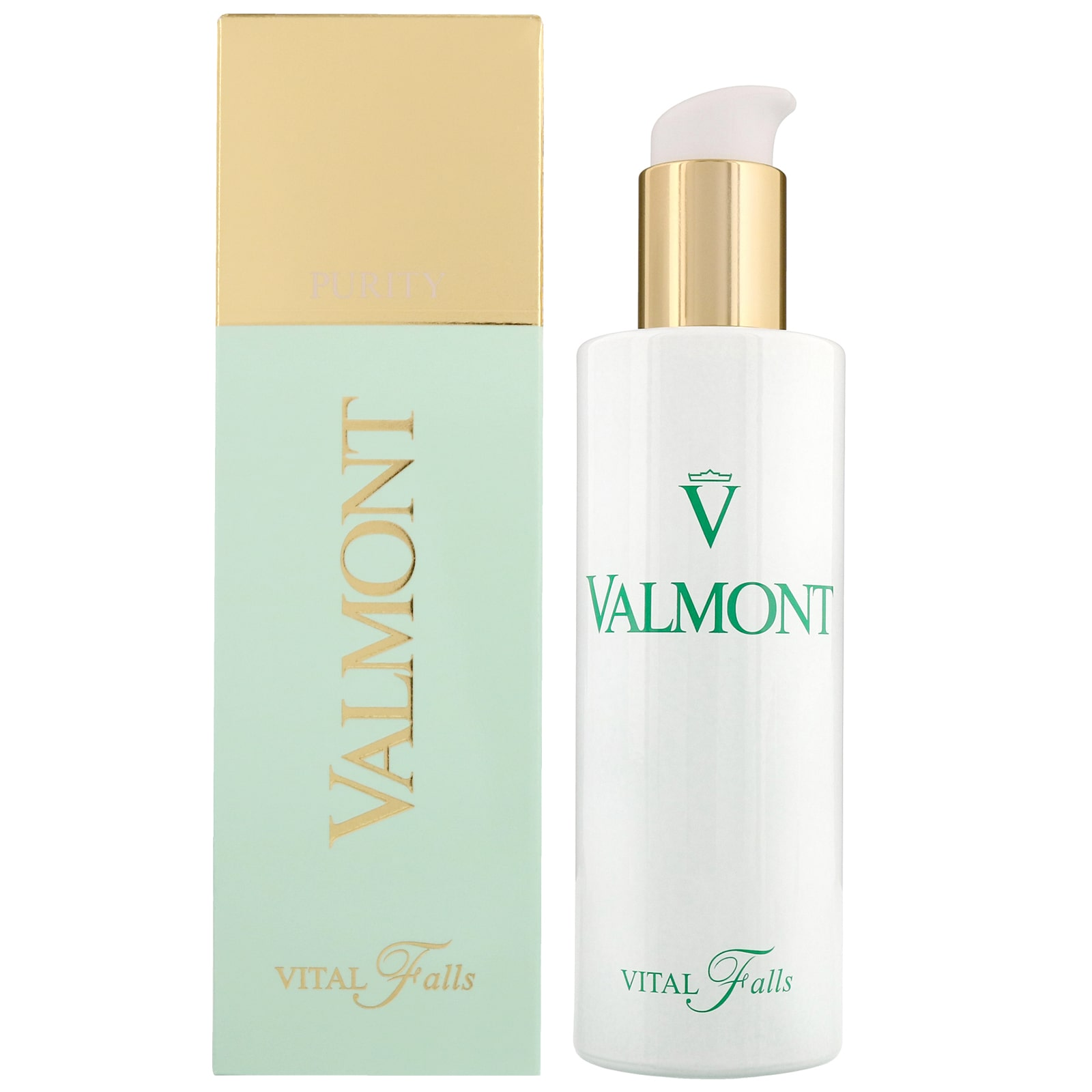 Toner Valmont vital falls