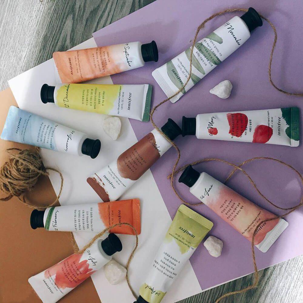 Innisfree Jeju life perfumed