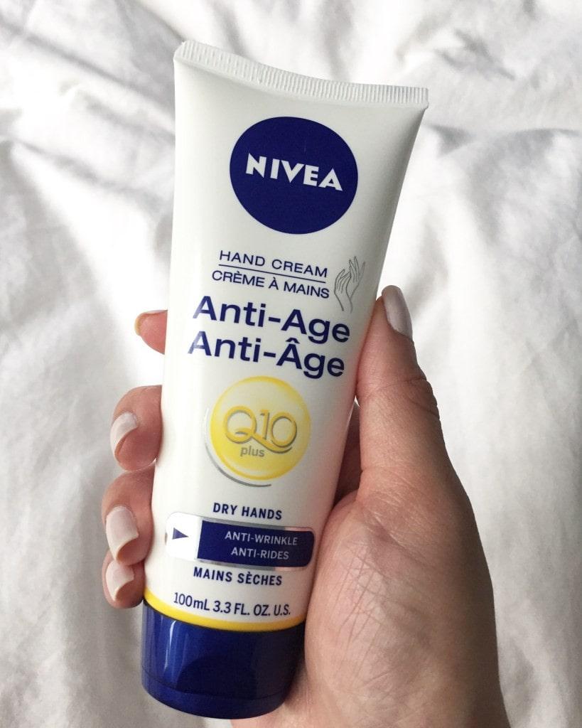 Nivea Hand creme anti age Q10