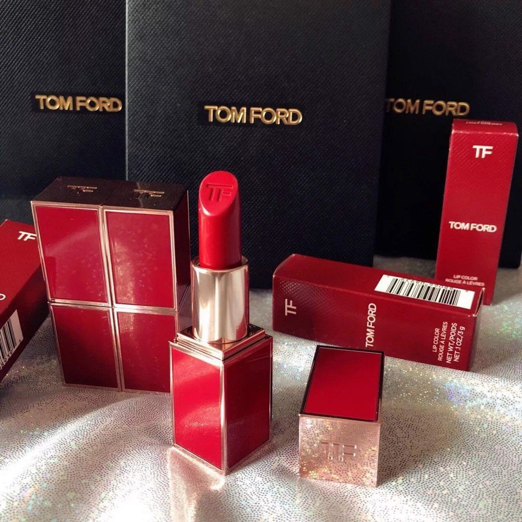 Review son môi Tom Ford
