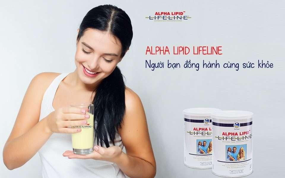 Sữa non Alpha Lipid có tốt không