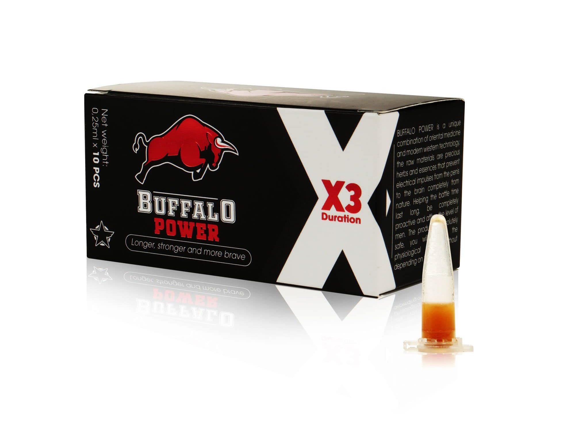 Hình ảnh Buffalo Power