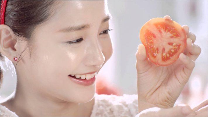 Triệt lông bằng cà chua