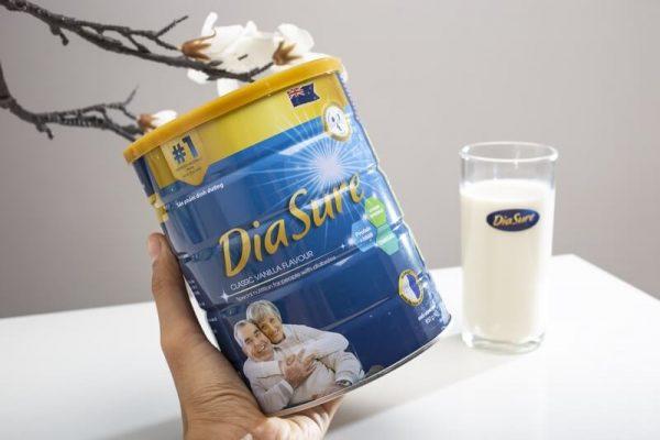 Sữa non tiểu đường Diasure
